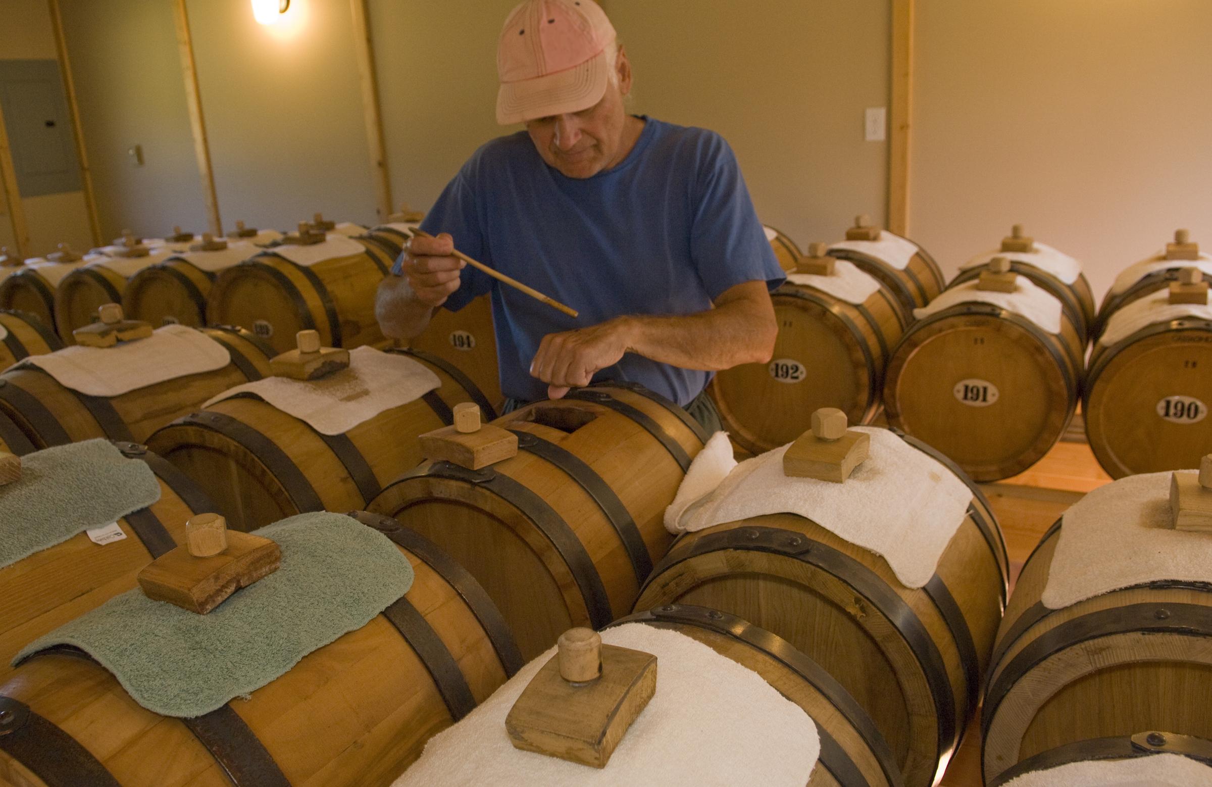 Making Traditional Balsamic Vinegar Venturi Schulze Vineyards