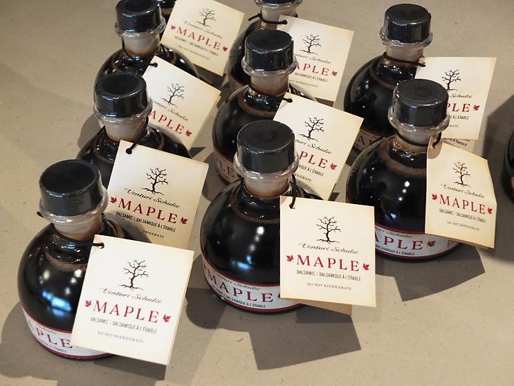 Maple Balsamic Venturi Schulze Vineyards