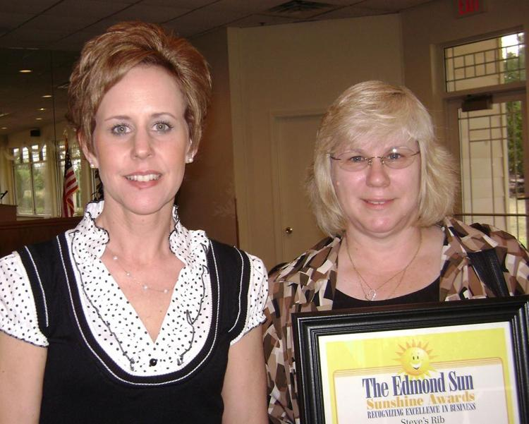 2014 Sunshine Award Winner