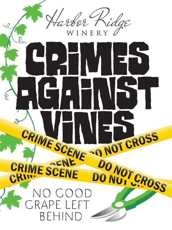 Crimes Against Vines Poster