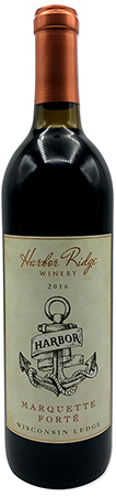 Harbor Ridge Winery Marquette Forte