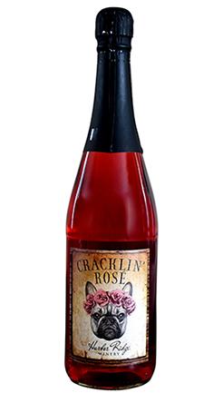 Harbor Ridge Winery Cracklin' Rosé