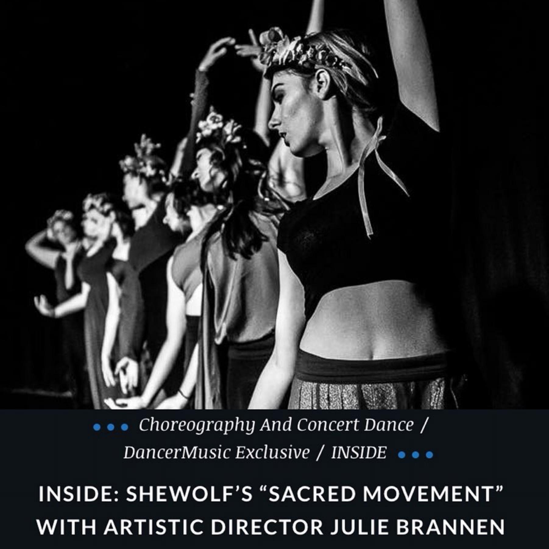 DancerMusic - Inside: SheWolf: Sacred Movement