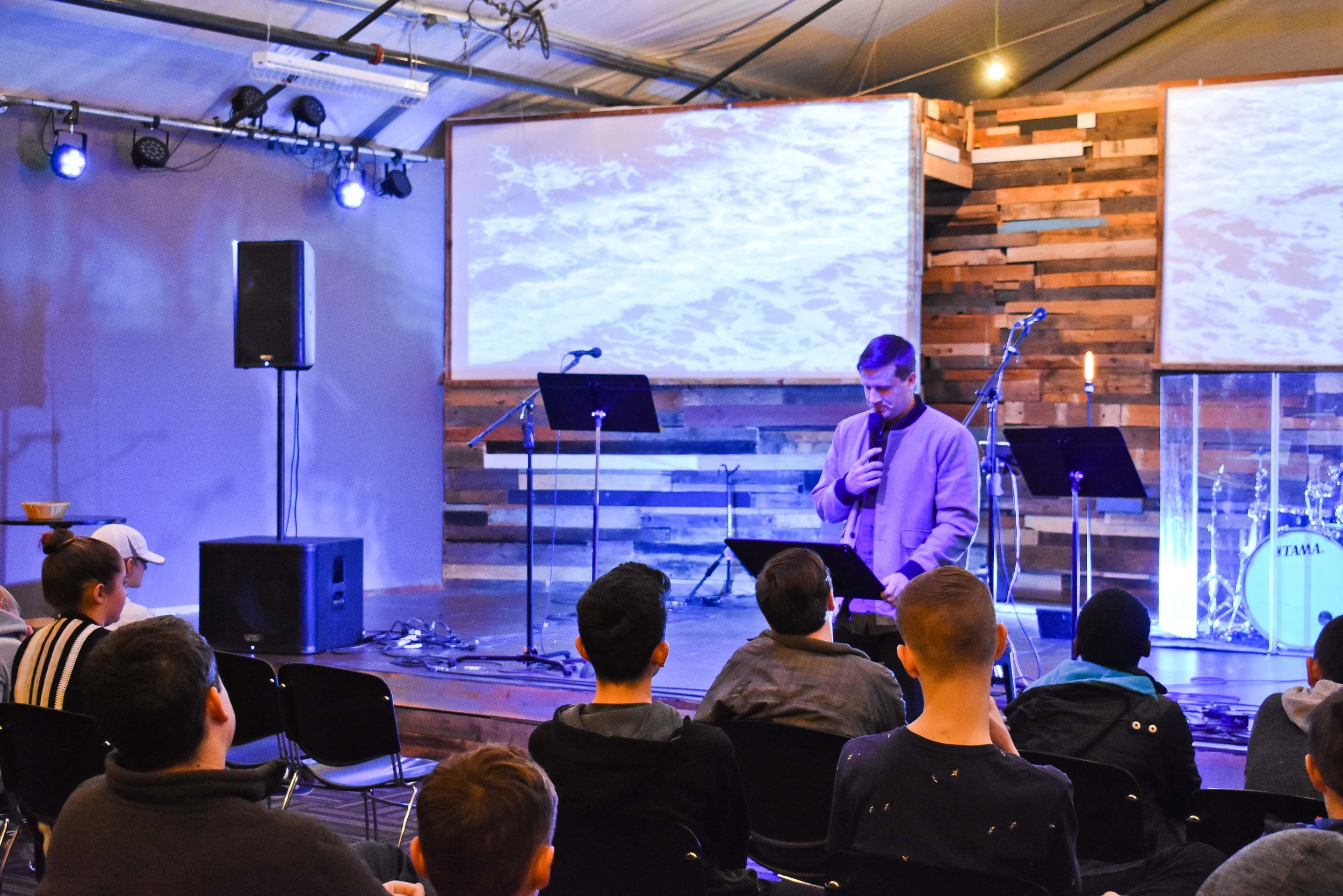 Mid Week at Christ Community Church