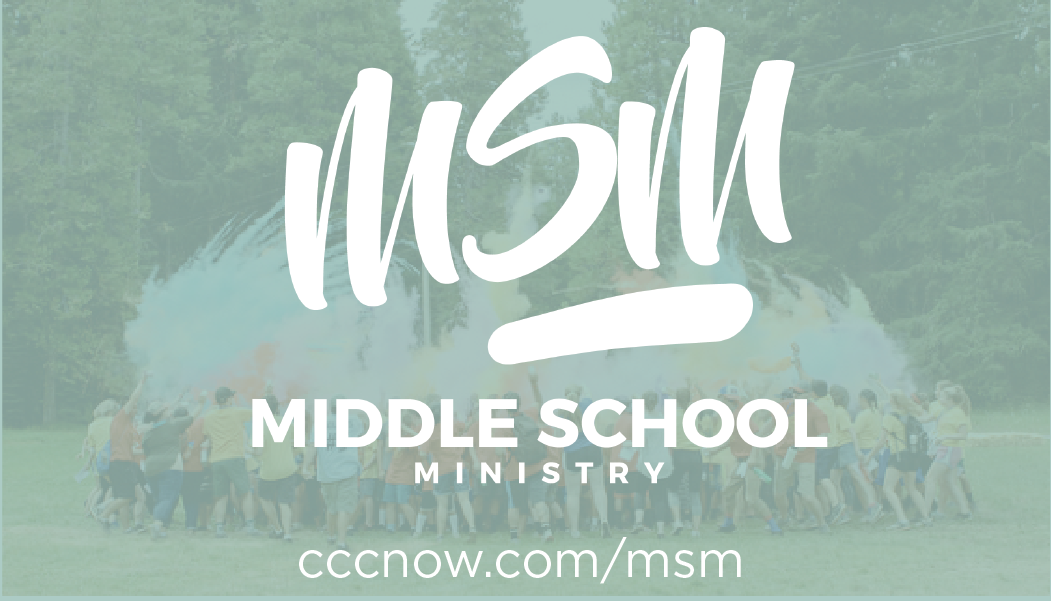 6th-8th Grade - Middle School Launches August 28th at 6:30pm in the Youth Tent. Join us for a fun evening of worship, food, and activities. The MSM is all about creating a safe place where middle school students can build authentic relationships with each other and adults that will encourage them to connect with Jesus so that they are equipped to go out and be a light in their world.