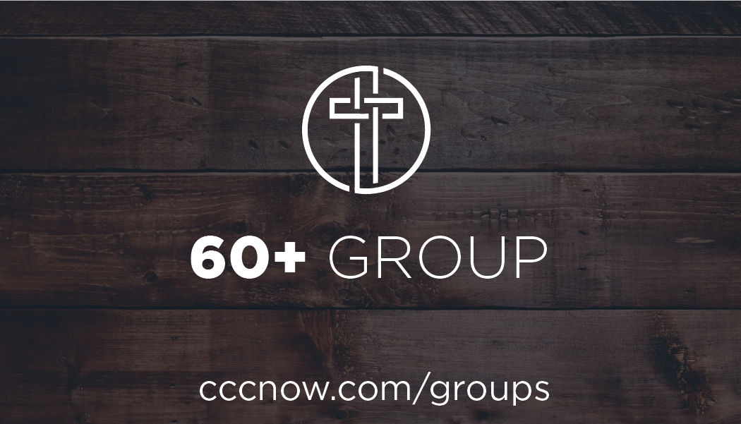 60+ Life Stage - The 60+ Life Stage group offers a Tuesday Afternoon Bible Study, Tuesday Evening Bible Study, Primetimers Luncheon (80+), and fun events! Contact Dave Stroder with any questions and explore the groups below to see what upcoming opportunities there are for you to connect.