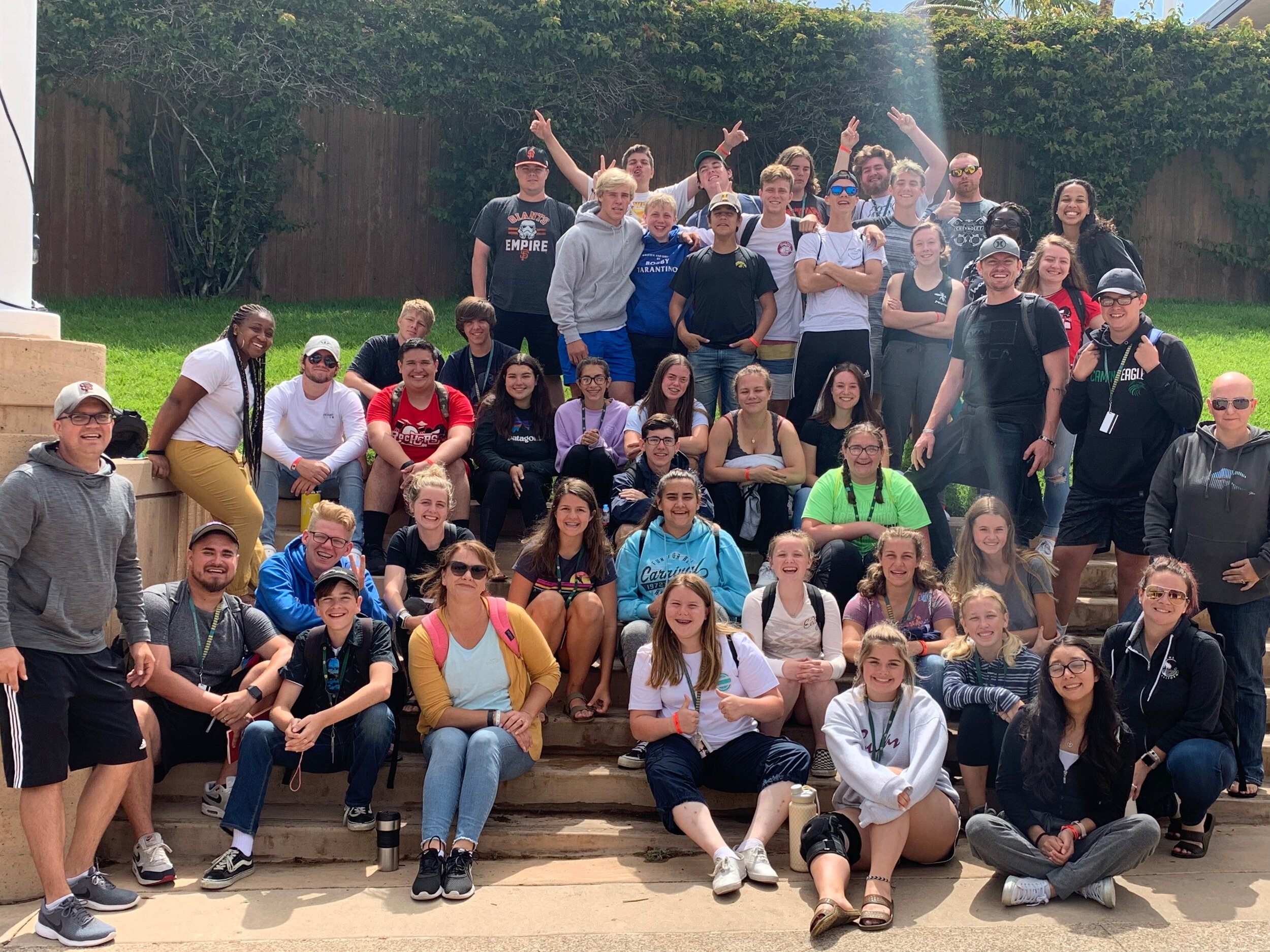 Hume SD 2019 Group Picture
