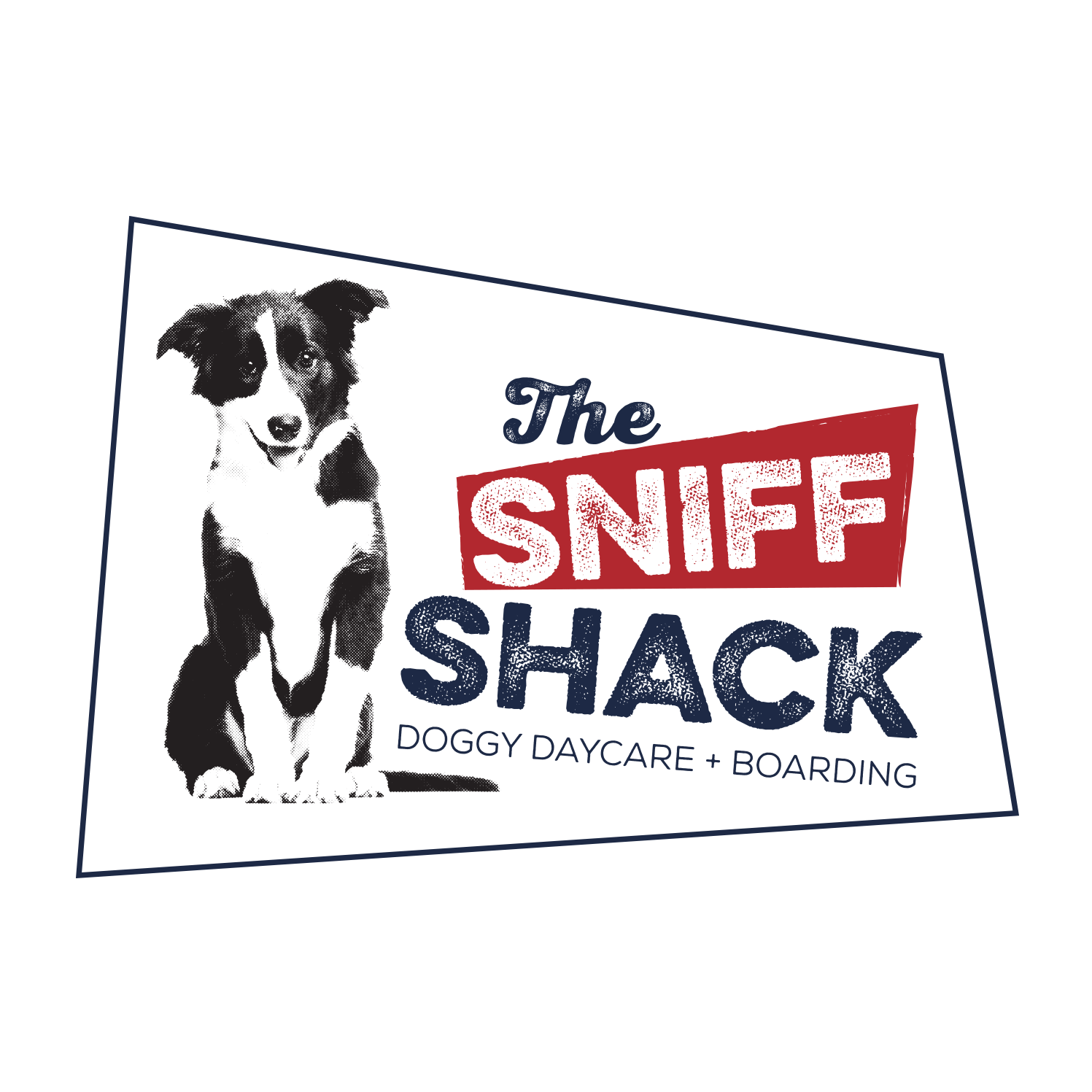 The Sniff Shack Logo Design