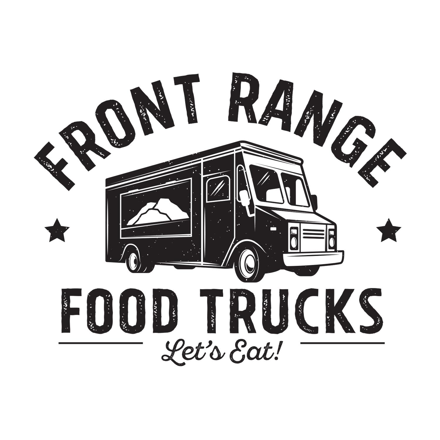 Front Range Food Truck Logo Design