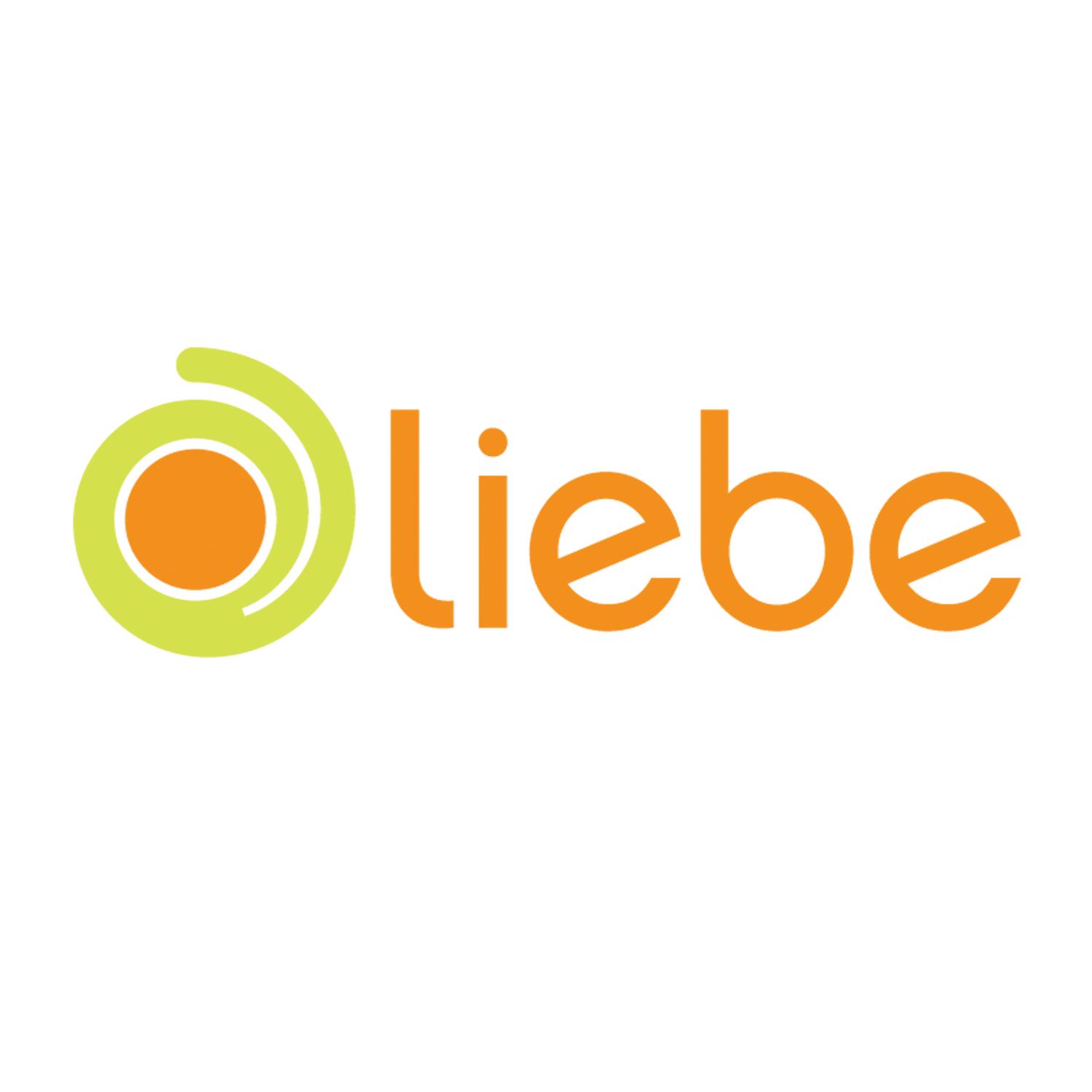 Liebe Logo Design