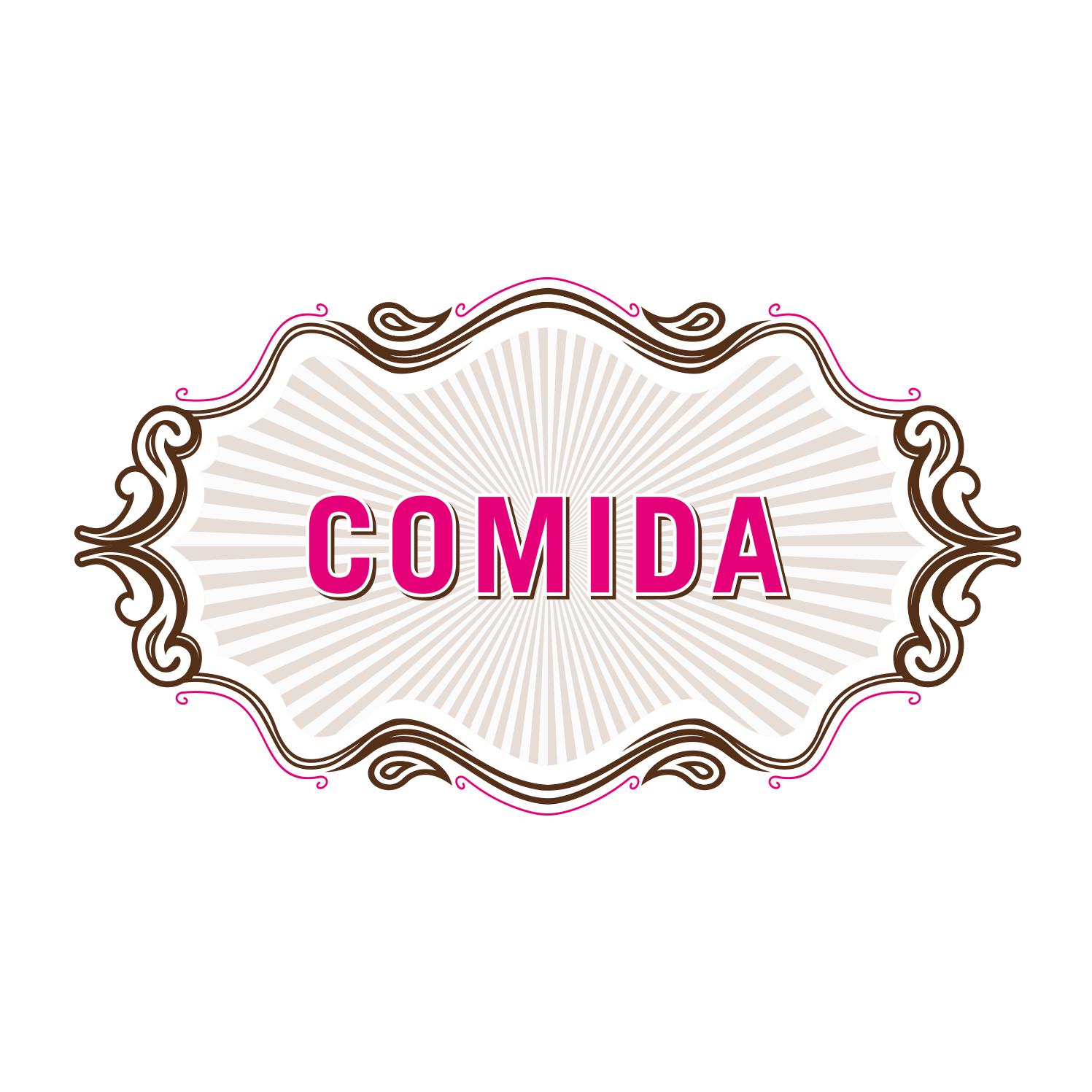 Comida Logo Design