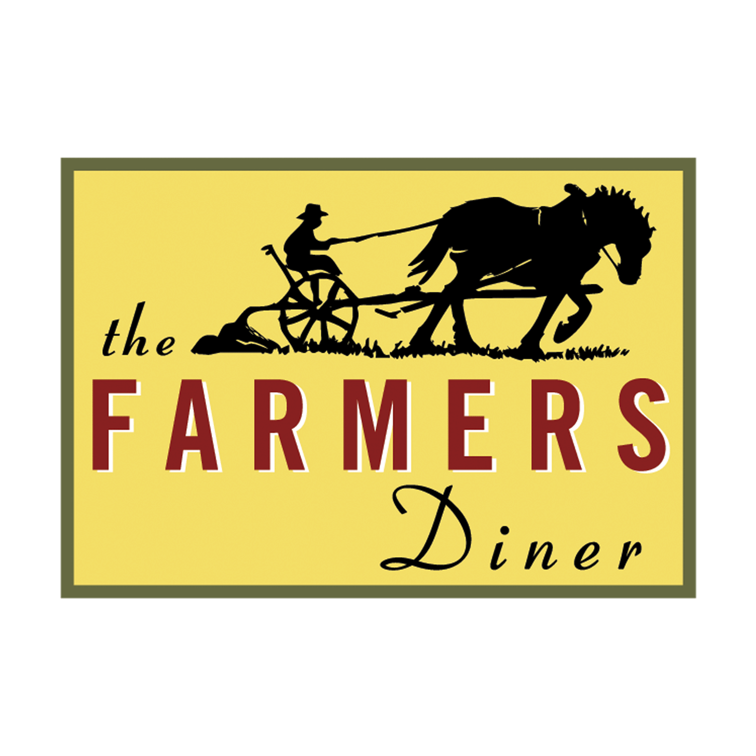 The Farmers Diner Logo Design