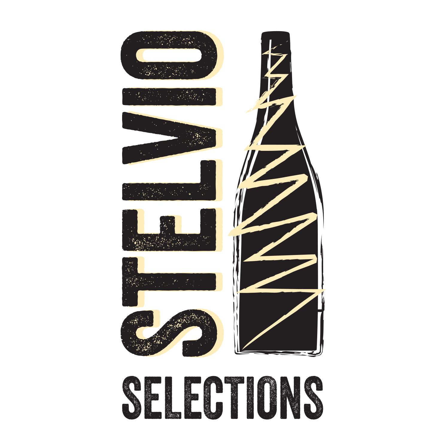 Stelvio Selections Logo Design