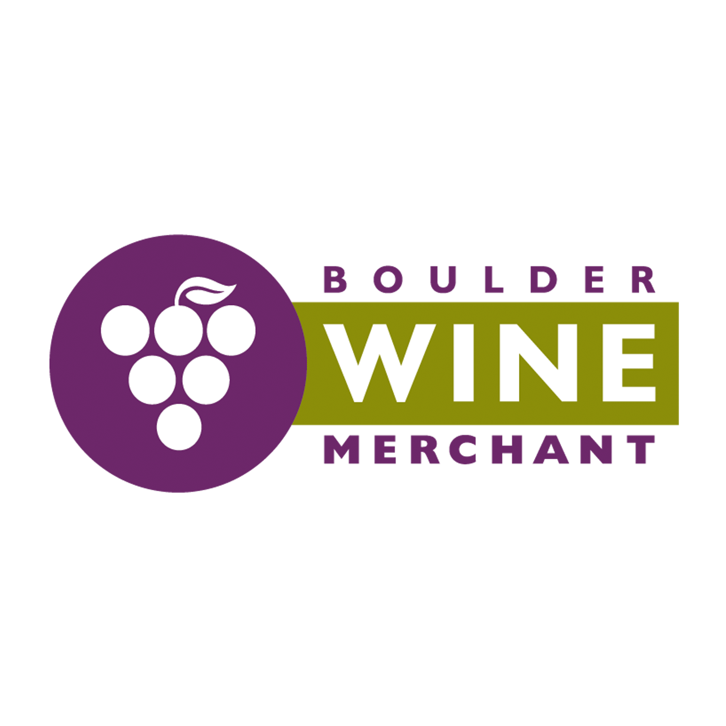 Boulder Wine Merchant Logo Design