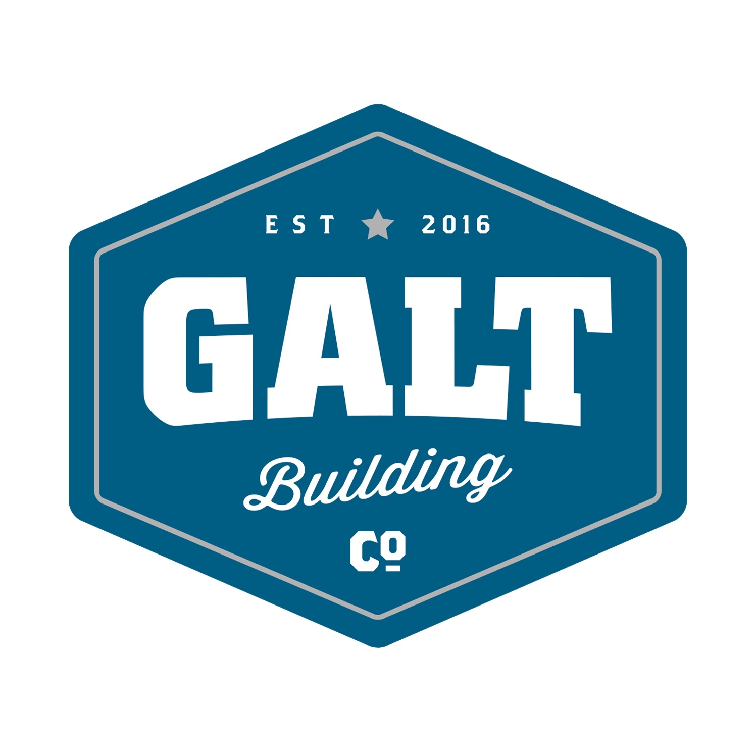 Galt Building Co. Logo Design