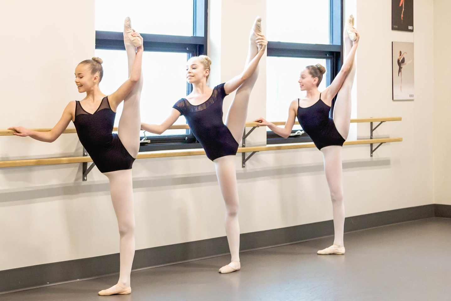 INTENSIVE PROGRAMS  The school has a multitude of competitive streams to suit every level of dancer. Entrance into Intensive Programs are by open auditions.