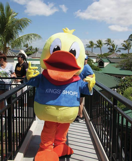 Kings Shops Duck Mascot.png