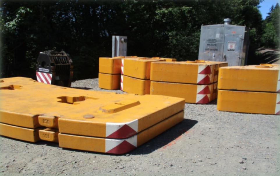 Crane Counterweights
