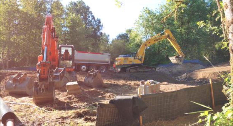 Culvert Excavation