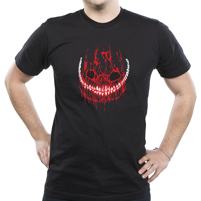 Bloody Punkie is our most popular design and now available at Threadless.com
