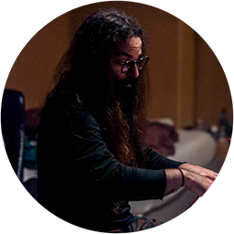 Nicholas Haye - Music Composer and Game Designer IG:  @Spectral Fields