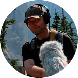 Ken Webster - Sound Designer  Owner of Sinful Audio