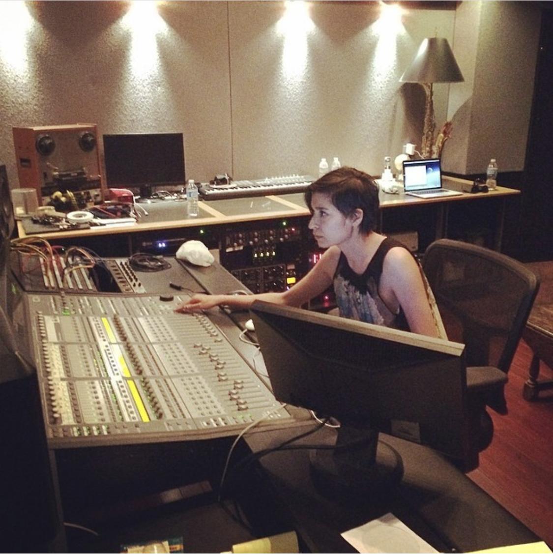 Defoe music engineer producer composer
