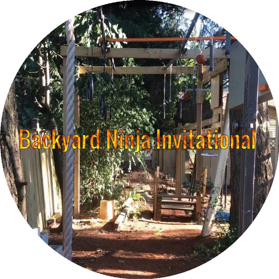 Backyard Ninja Invitational