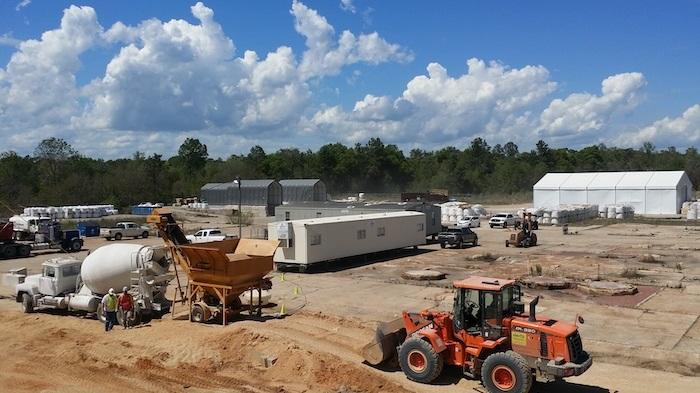 Azko On-Site Manufacturing Overhead Photo