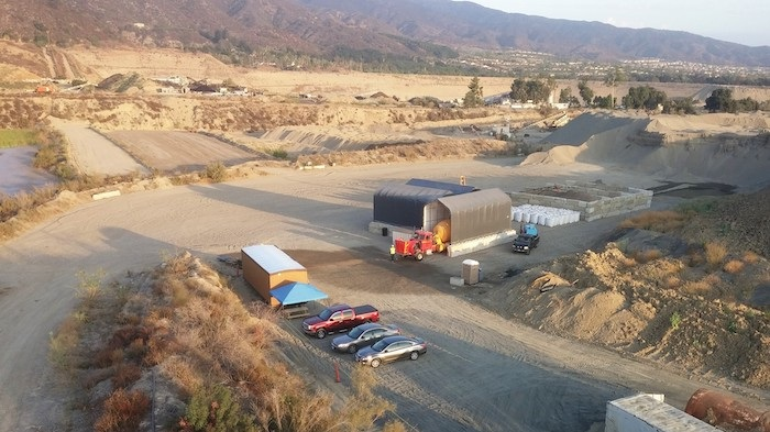 Machado Lake On-Site Manufacturing Overhead Photo