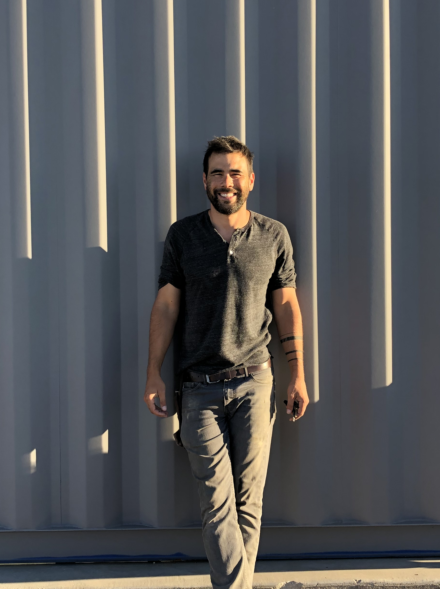 Ben Uyeda  Founder of The Modern Home Project