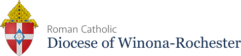 This outreach is sponsored by the Office for Missionary Discipleship of the  Diocese of Winona-Rochester .