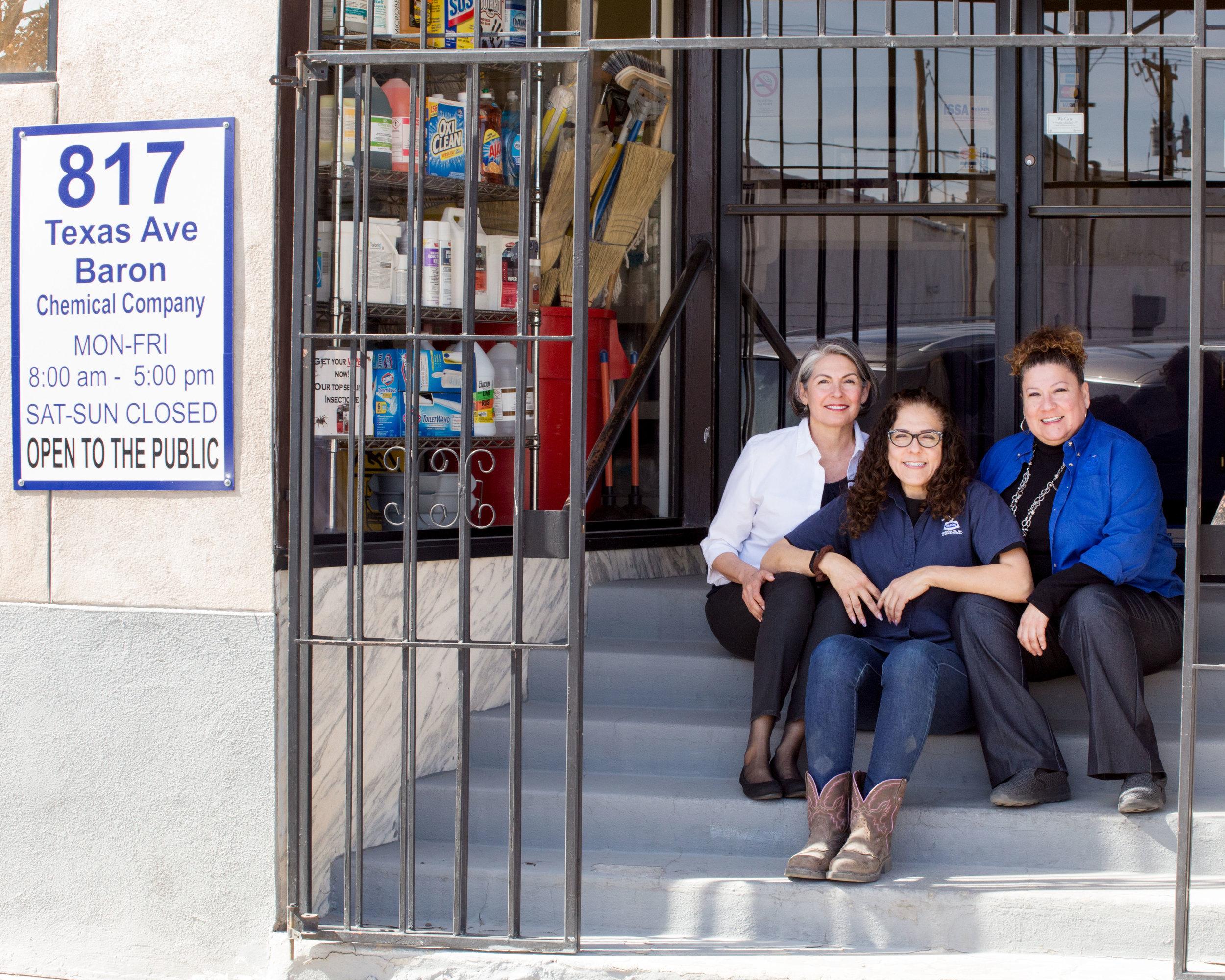 Family run business - Wendy ViramontesHeidi ViramontesCynthia Viramontes