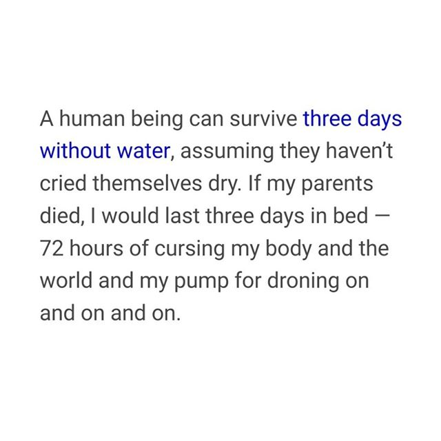 I have this nagging feeling that I'm going to die in bed, so I wrote about it for @smanewstoday. Lots of content warnings for this one: anxiety, death, fatalism, catastrophic thinking, &c. Link in bio. 😴