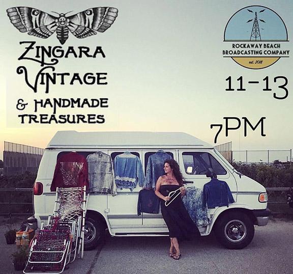 Photograph by the Zingara Vintage team.