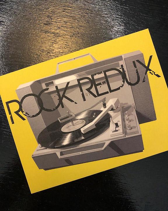 Postcards by Rock Redux team.