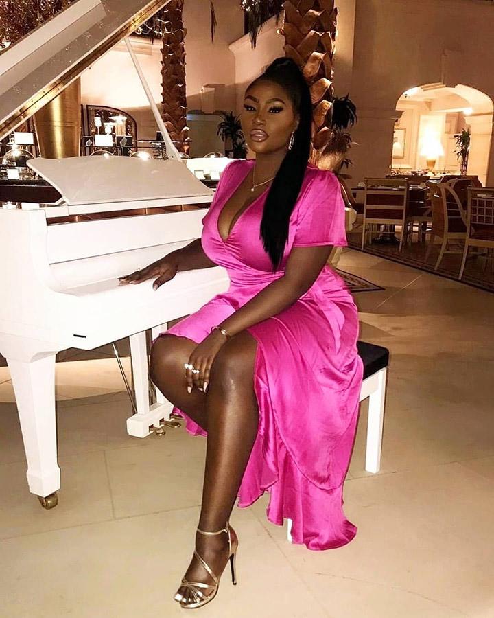 Dress  @Boohoo