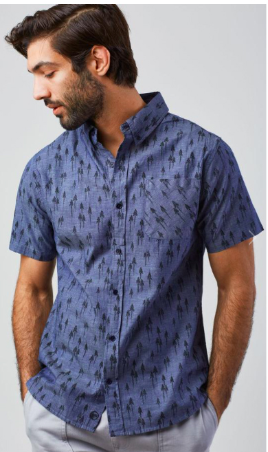 SHOP NOW/MADE IN USA.  Grove Button Down  https://fave.co/2JdE9UV