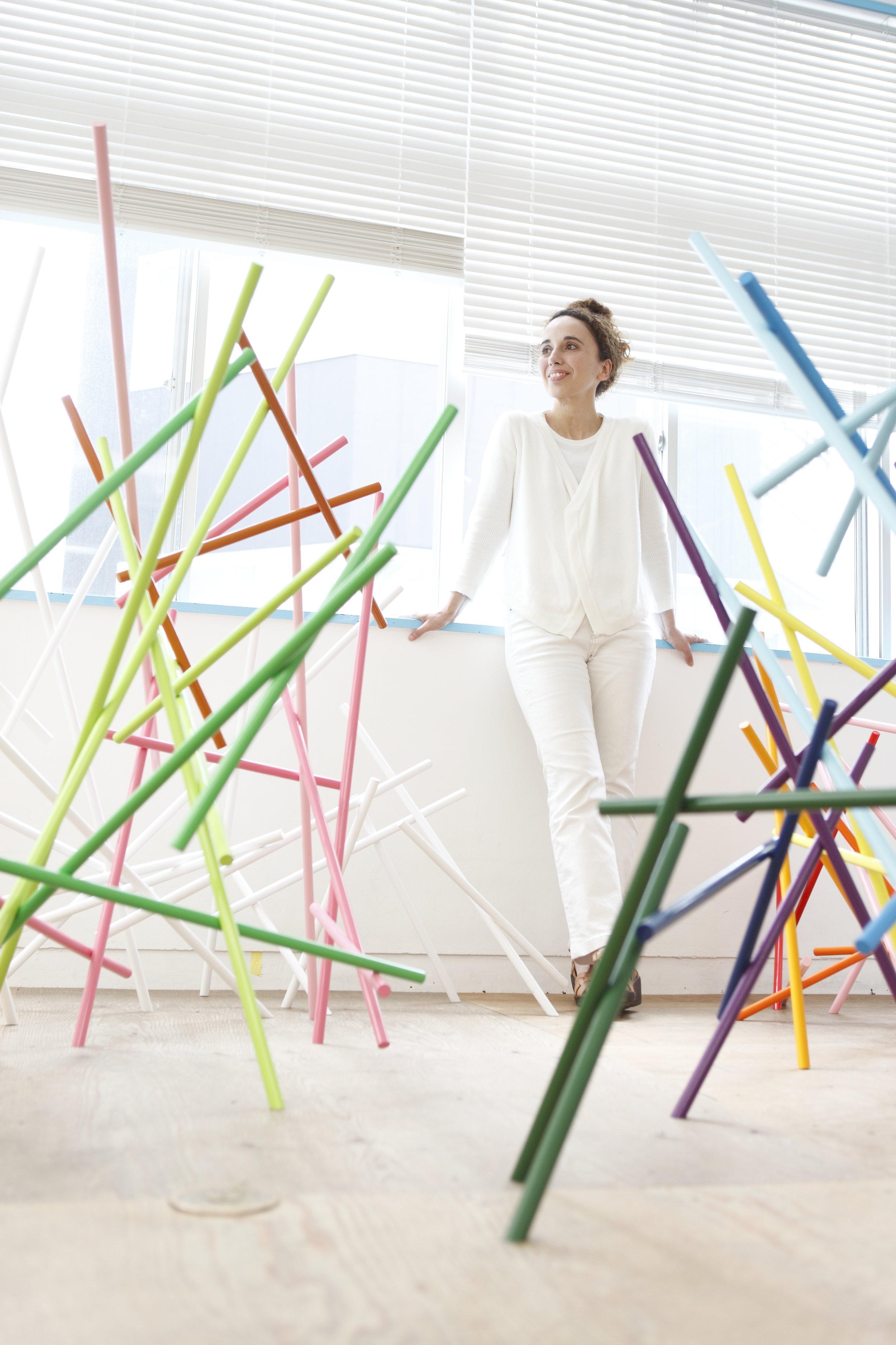 Design : Emmanuelle Moureaux architecture + design