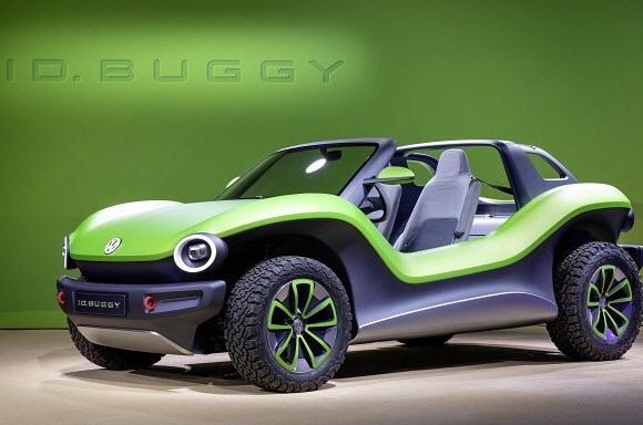 Volkswagen EV Buggy.