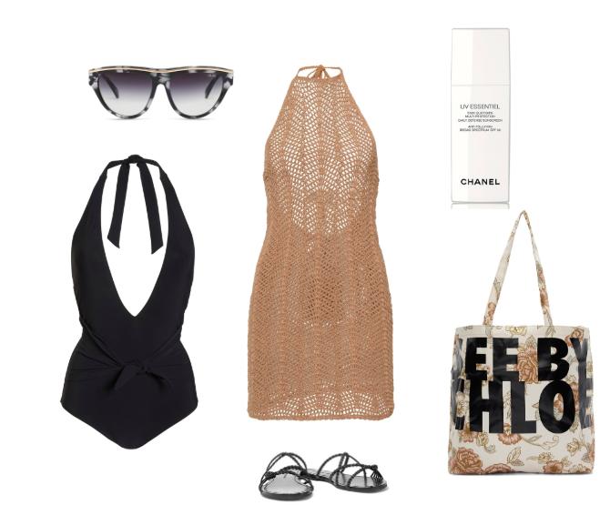 Summer Beach - Shop the Look