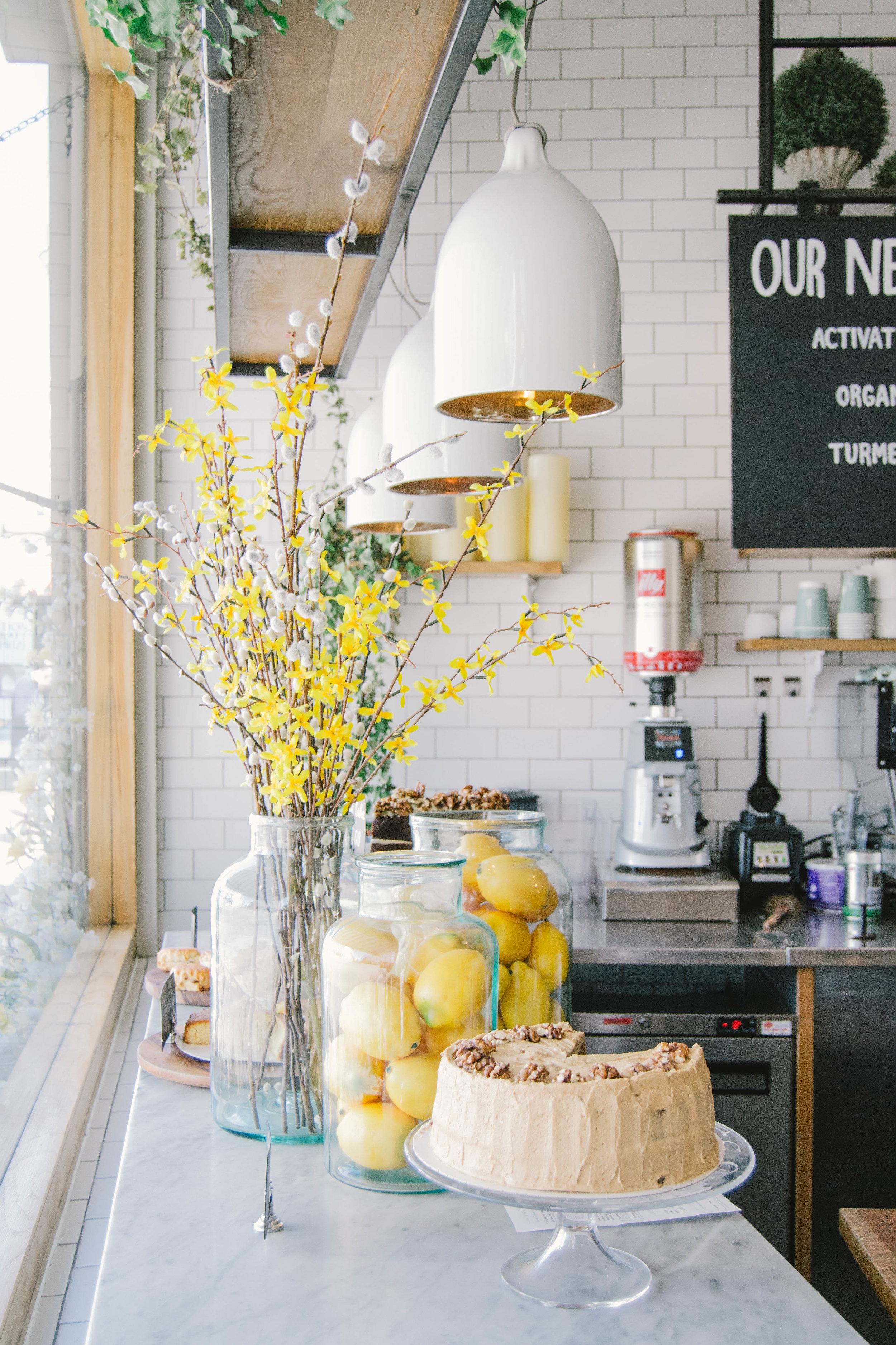 Lemons at home