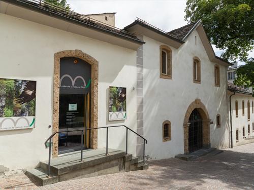 MUSÉE DE LA NATURE DU VALAIS | SION