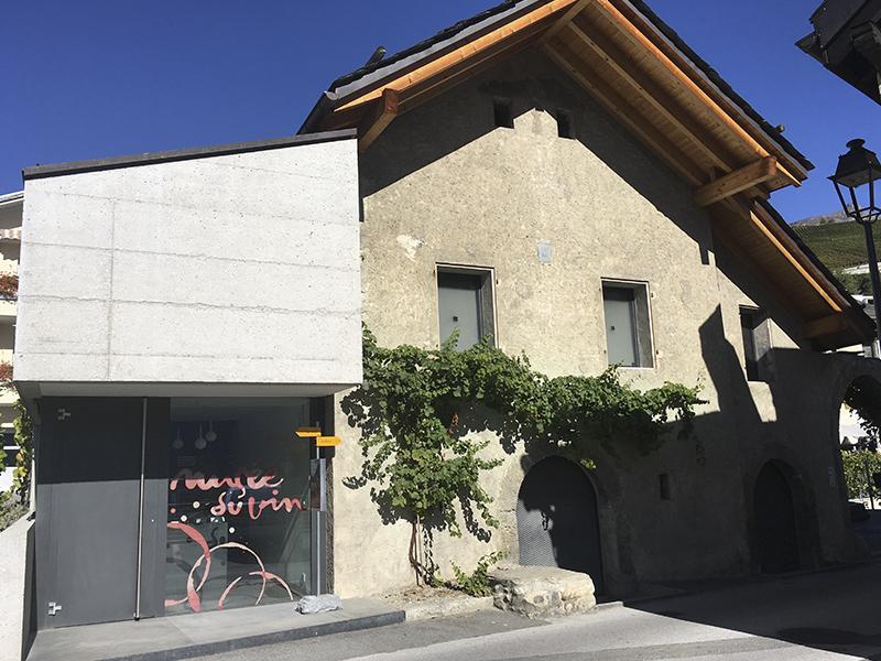 © Musée du Vin