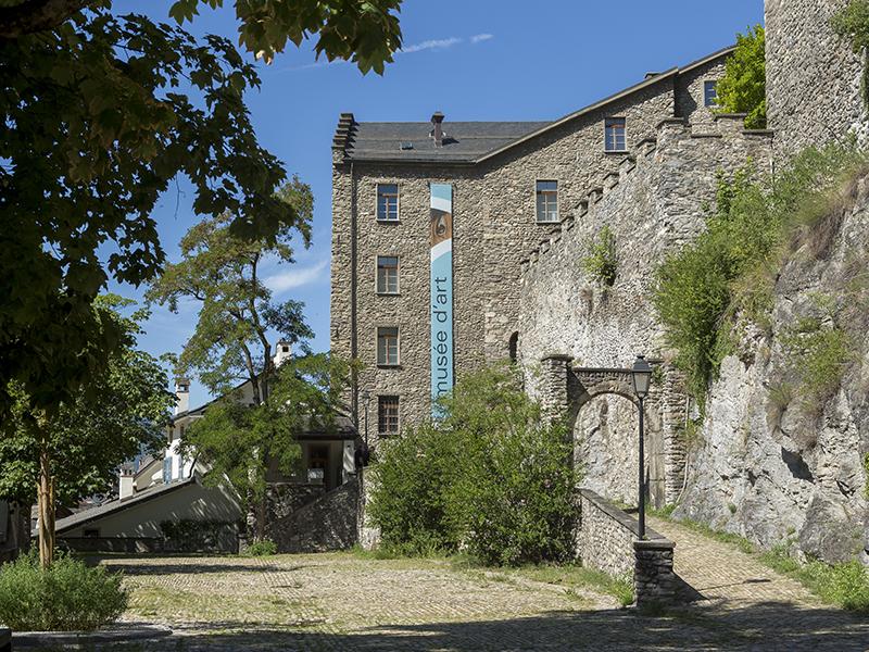 KUNSTMUSEUM WALLIS | SITTEN