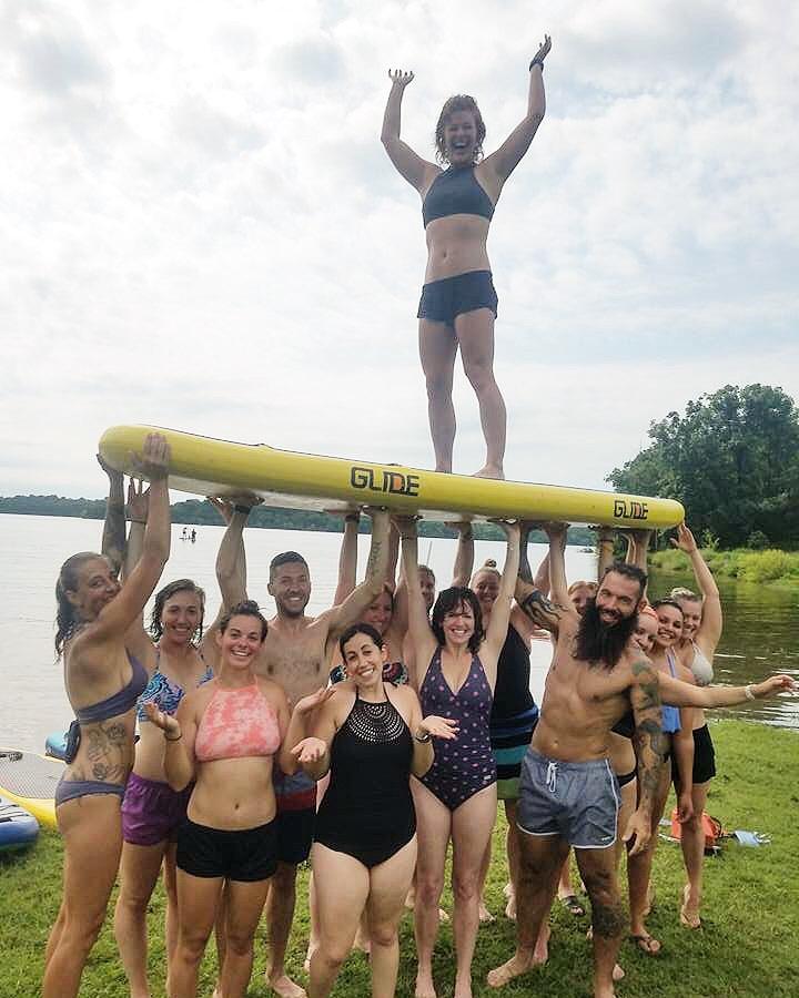 Nashville Paddle Co - Summer 2018