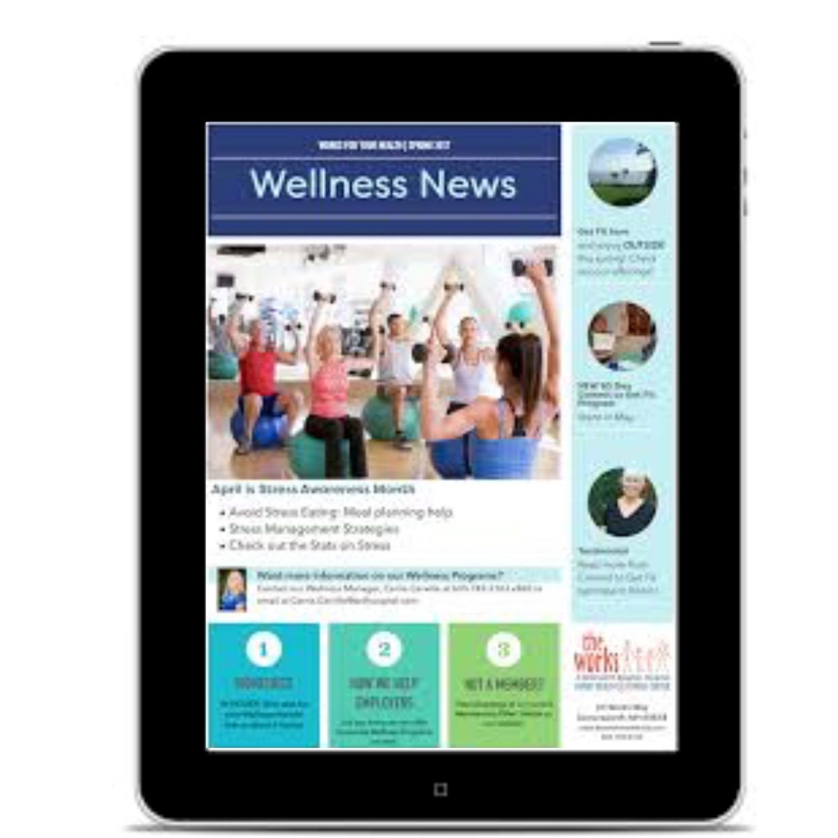 The Fitness Newsletter