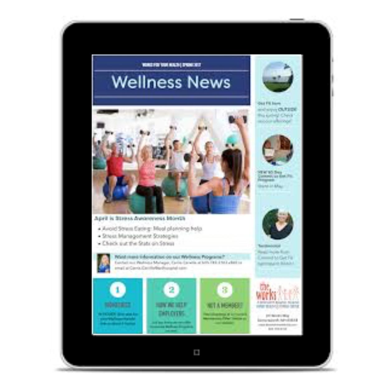 The Wellness Newsletter