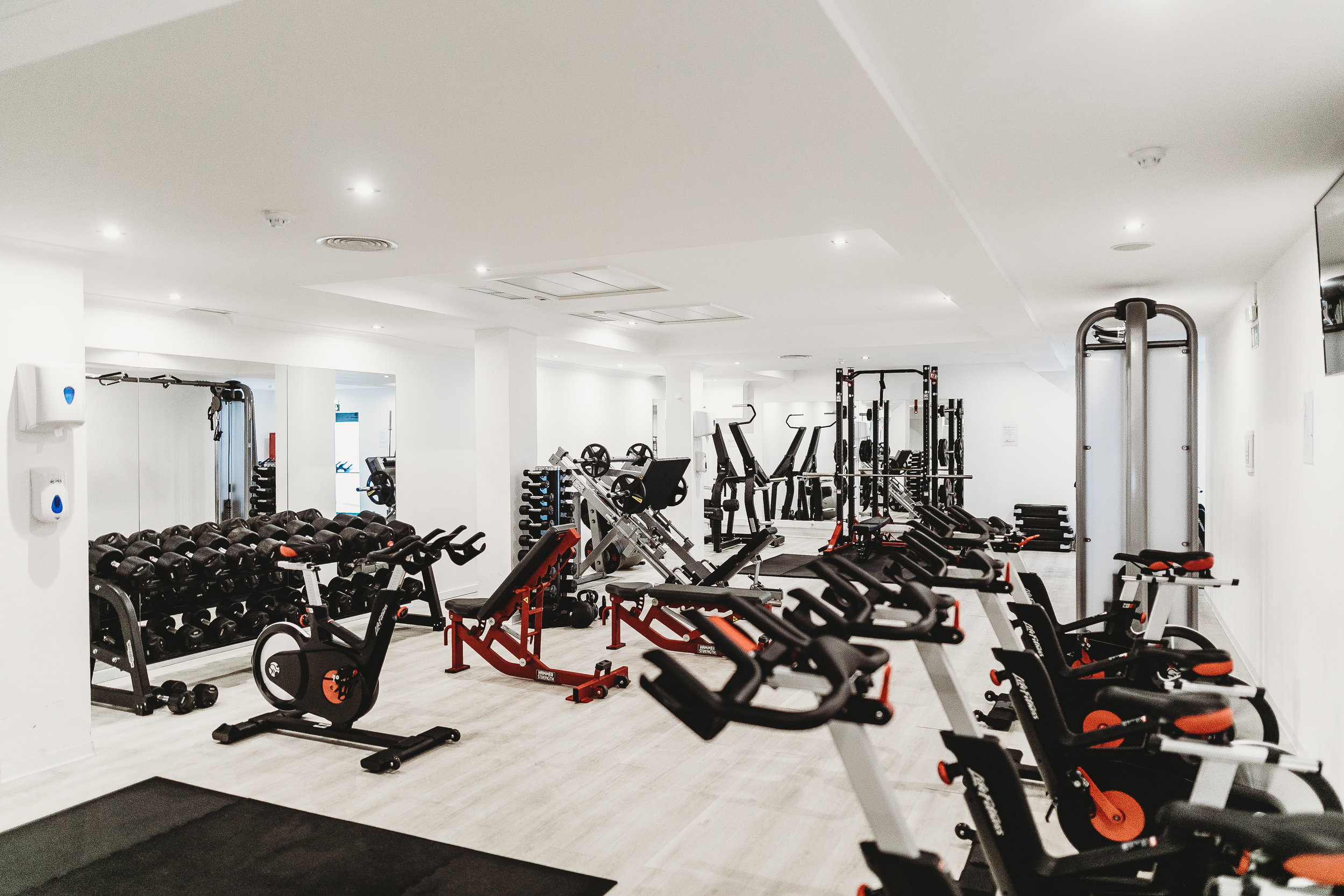 gym in town