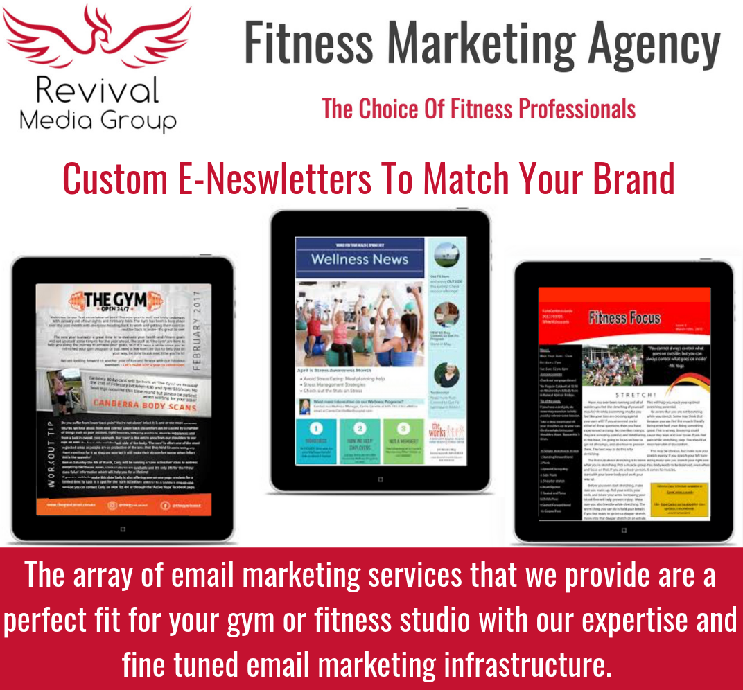 Gym Newsletters